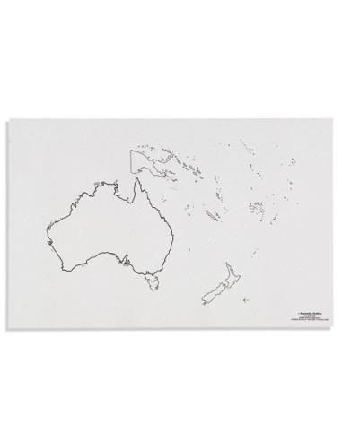 Nienhuis - Australia: Outline