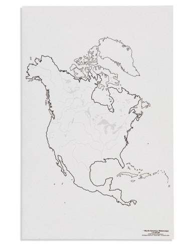 Nienhuis - North America: Waterways