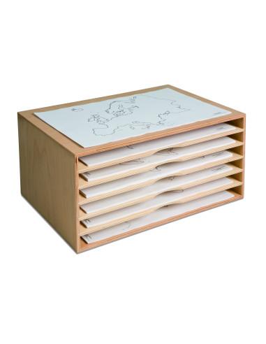 Nienhuis - Cabinet For Paper Maps