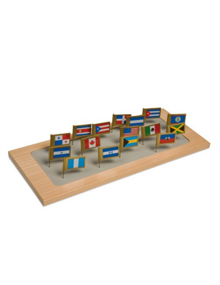 Nienhuis - Pin Flag Stand