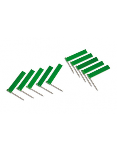 Nienhuis - Extra Flags: Green (10)