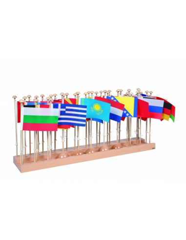 Nienhuis - Flag Stand Of Europe