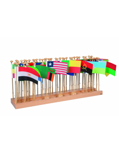 Nienhuis - Flag Stand Of Africa