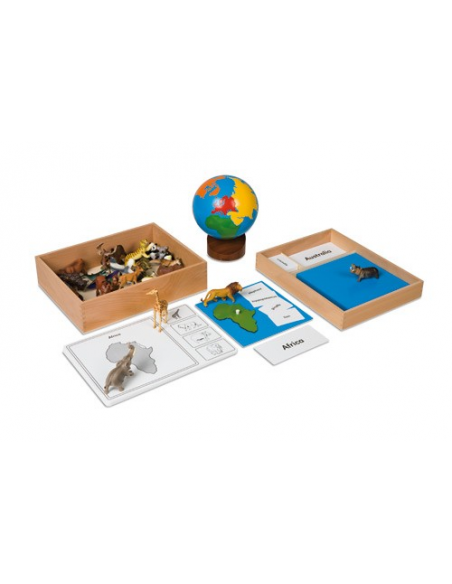 Nienhuis - The Animal Continent Box