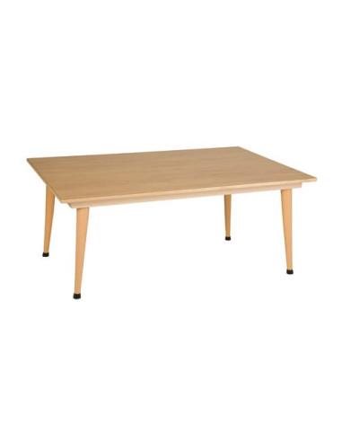 Nienhuis - Stůl pro skupinu - oranžový (120 x 80 x 46 cm)