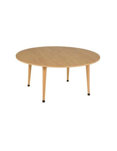 Nienhuis - Kulatý stůl fialový (115 x 53 cm)