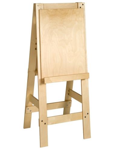 Nienhuis - Malířský nastavitelný stojan - dvě pracovní desky