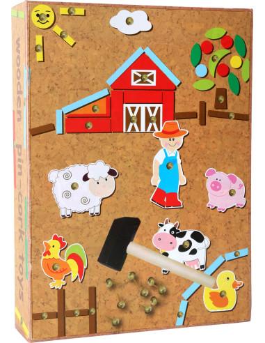 Zatloukačka pro starší - farma