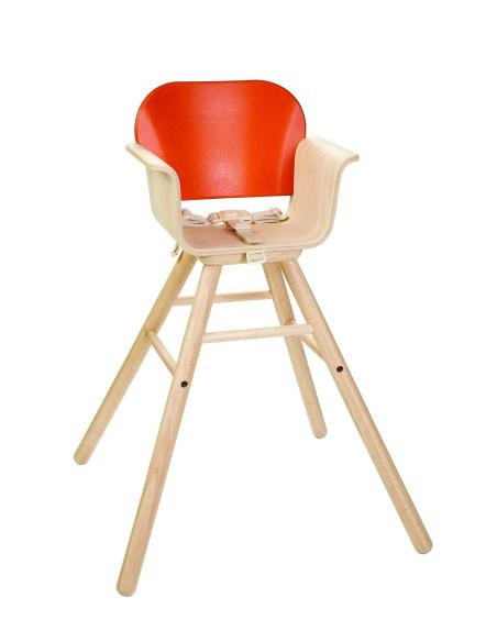 High Chair - Orange