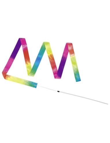 Rainbow Gymnastic Ribbon
