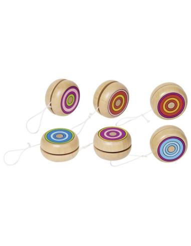Yo-Yo Colourful Rings