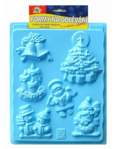 Moulds - Christmas