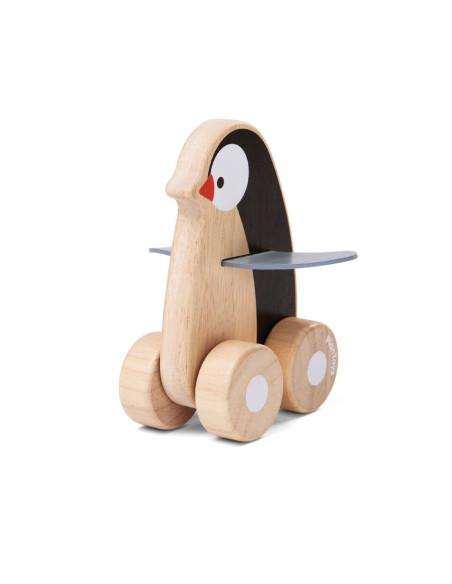 Penguin Wheelie