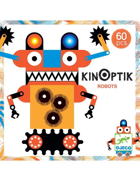 Djeco Robots Kinoptik