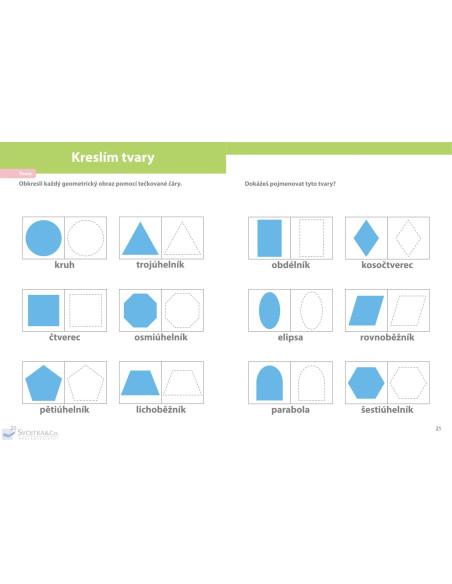 Můj velký sešit Montessori - matematika 3 až 6 let