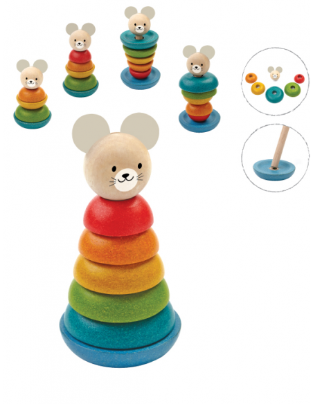 Stacking Mouse