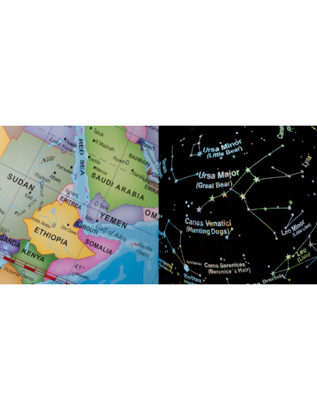 2in1 Globe - Earth By Day And Night