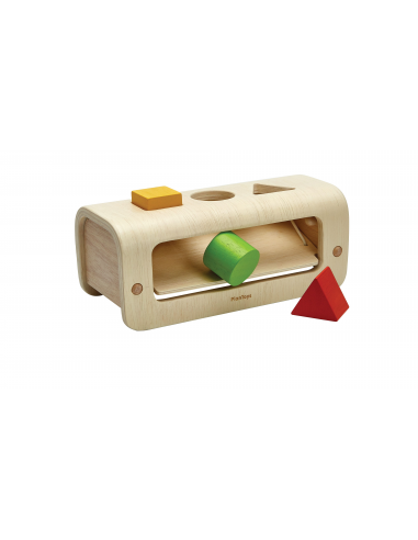 Vkládačka - 3 tvary