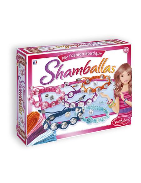 Vyrob si Shamballa náramky