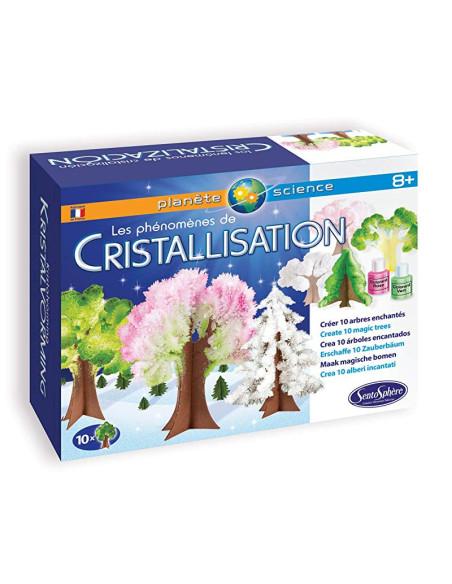 Fenomén krystalizace