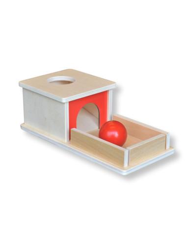 Roll-Out Balls Imbucare Box