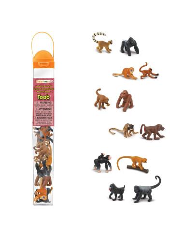 Tuba - Primáti a Opice