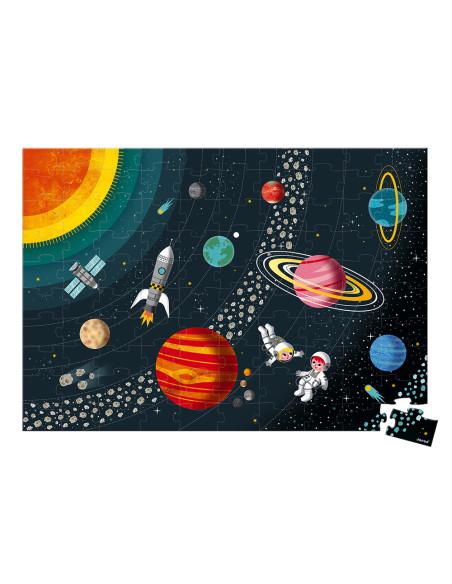 Puzzle Vesmír a sluneční soustava 100 ks