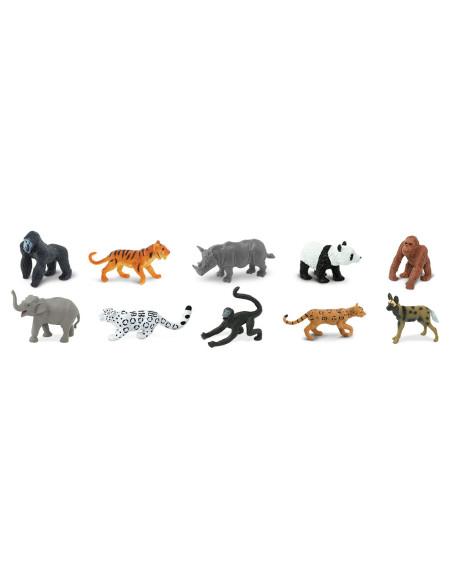 Toobs - Endangered Species - Land