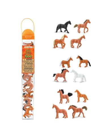 Tuba - Koně