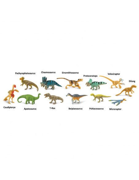 TOOB - Feathered Dinos