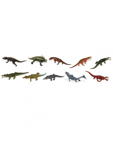 TOOB - Prehistoric Crocodiles