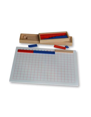 Odčítací proužková tabule