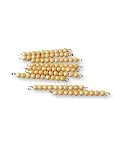 """9 zlatých perlových """"desítek"""""""