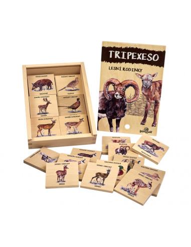 Tripexeso - Lesní rodinky