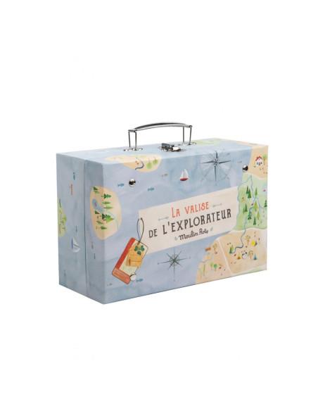 Kufřík malého cestovatele