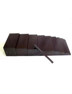 Nienhuis - Geometrický konstrukční materiál