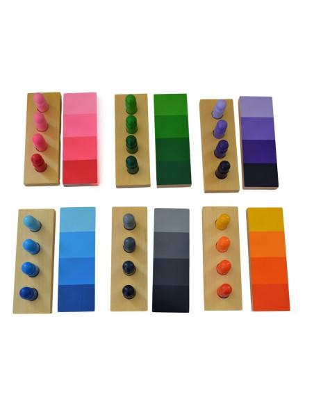 Shading Colours