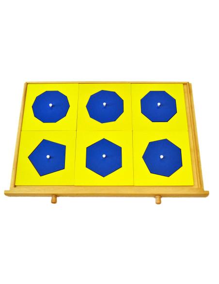 Geometrická komoda