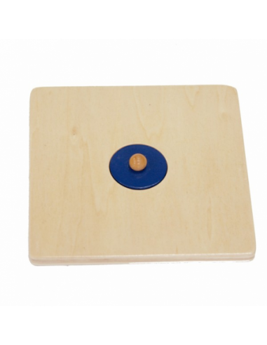 Puzzle - malý kruh