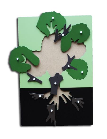 Puzzle - Velký strom