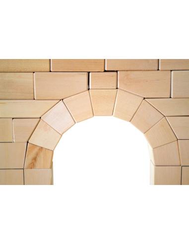 Nienhuis - Čtverečkovaný papír, 10x10 cm, 500 ks