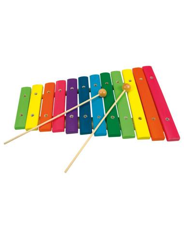 12-Tone-Xylophone
