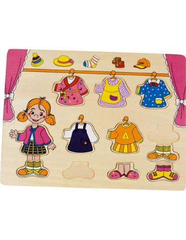 Puzzle Wardrobe