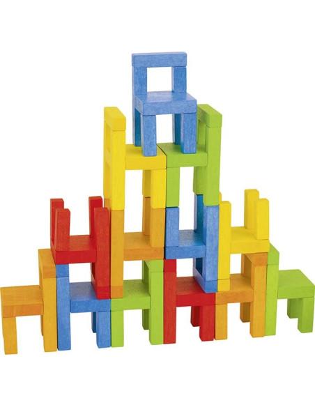 Balancing Game, Chairs