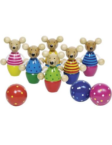 Speedy Skittle Game Mice